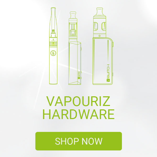 Vape Hardware - Shop now at Vapouriz!