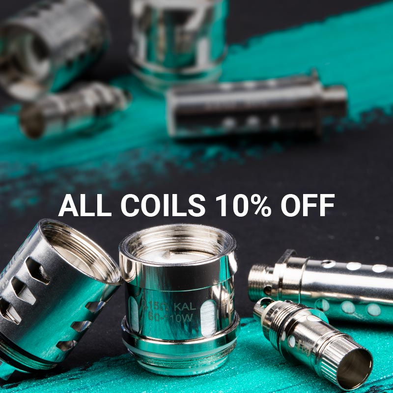 Brand of the month at Vapestore - Shop now!