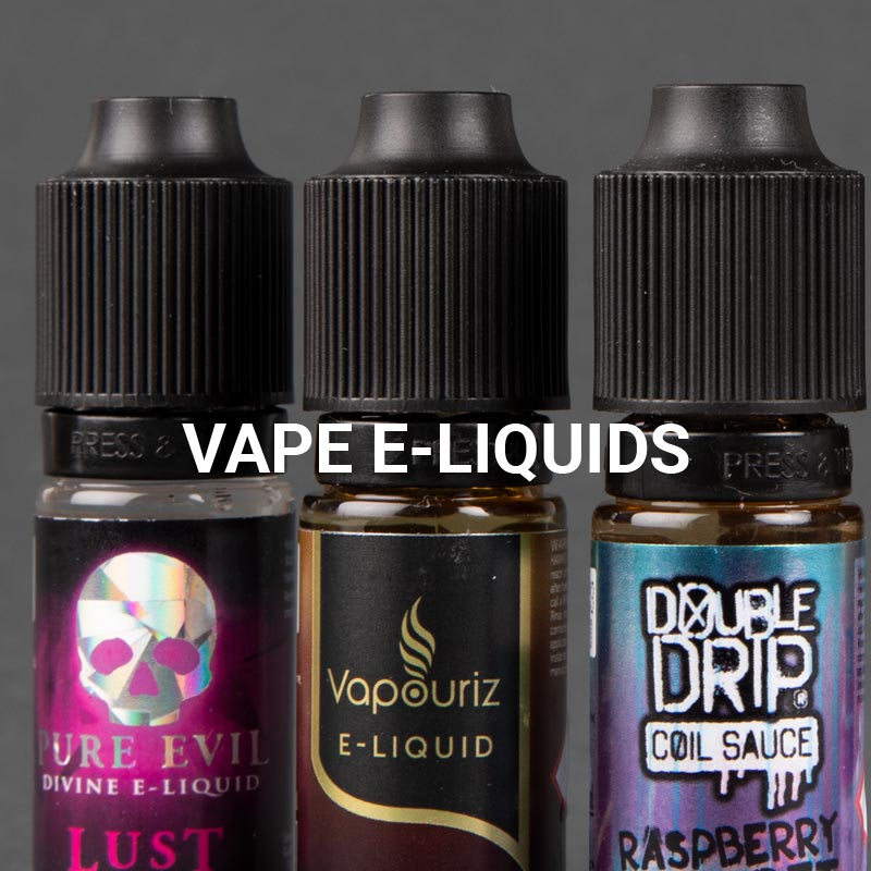 Vape e-liquids at Vapestore - Shop now!