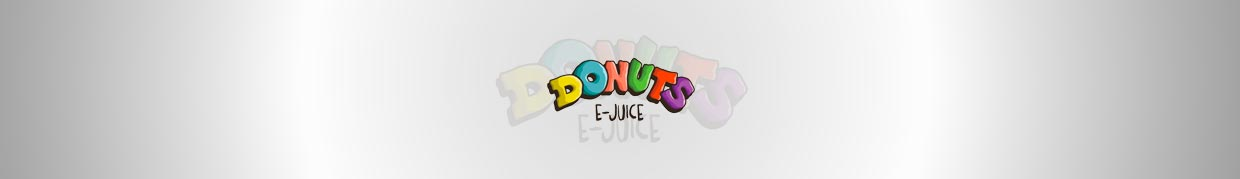 Donuts E-Juice High VG Sub-ohm E-Liquid Shop now at Vapestore UK