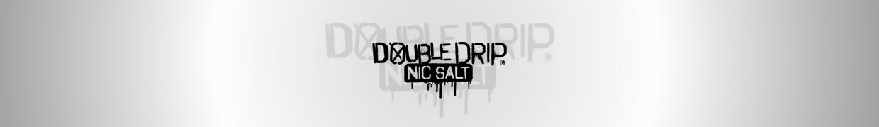 Double Drip Nicotine Salts 50-50 E-Liquid Shop now at Vapestore UK