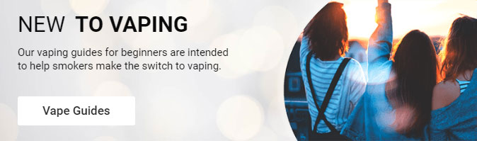 New to vaping? Read our helpful FAQ to find out more about vaping!