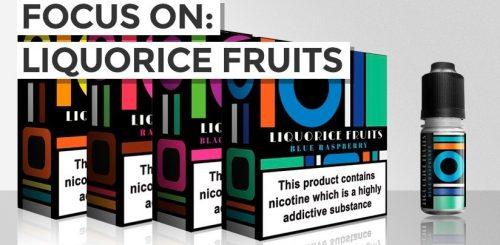Focus on: Liquorice Fruits