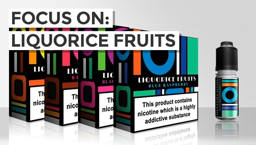 Focus on: Liquorice Fruits