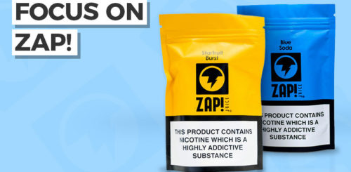 Focus on: ZAP! E-liquid