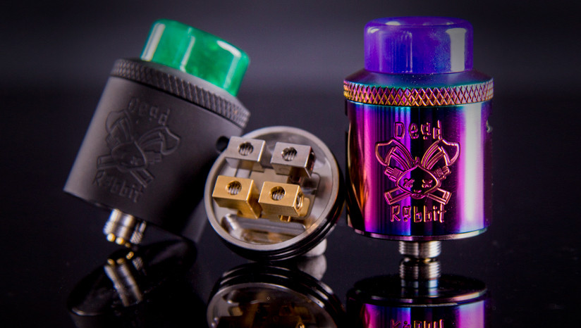 Focus on: Dead Rabbit RDA from Hellvape