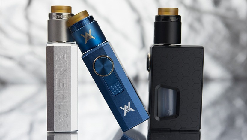 Focus on: Geek Vape Athena Squonk Kit