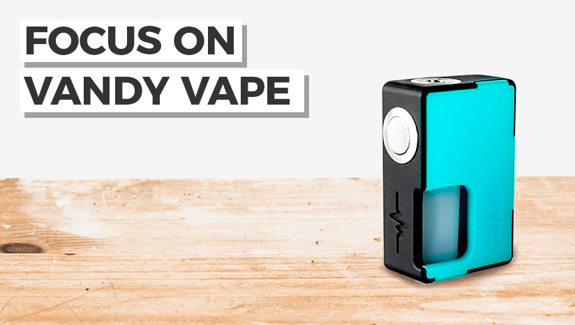 Focus on: Vandy Vape Squonk Kit