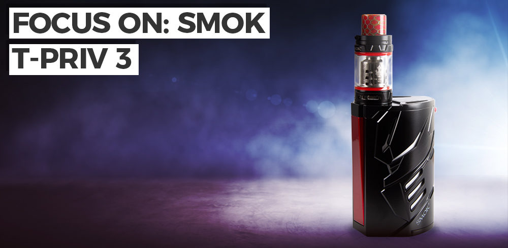 Focus On: Smok T-Priv 3