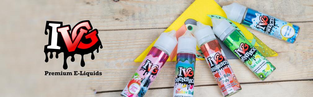 Shop IVG vape liquid at Vapestore now!