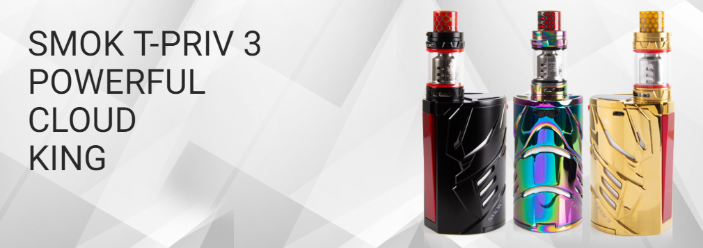 Smok T-Priv 3 Vape Kit - Buy it now at Vapestore