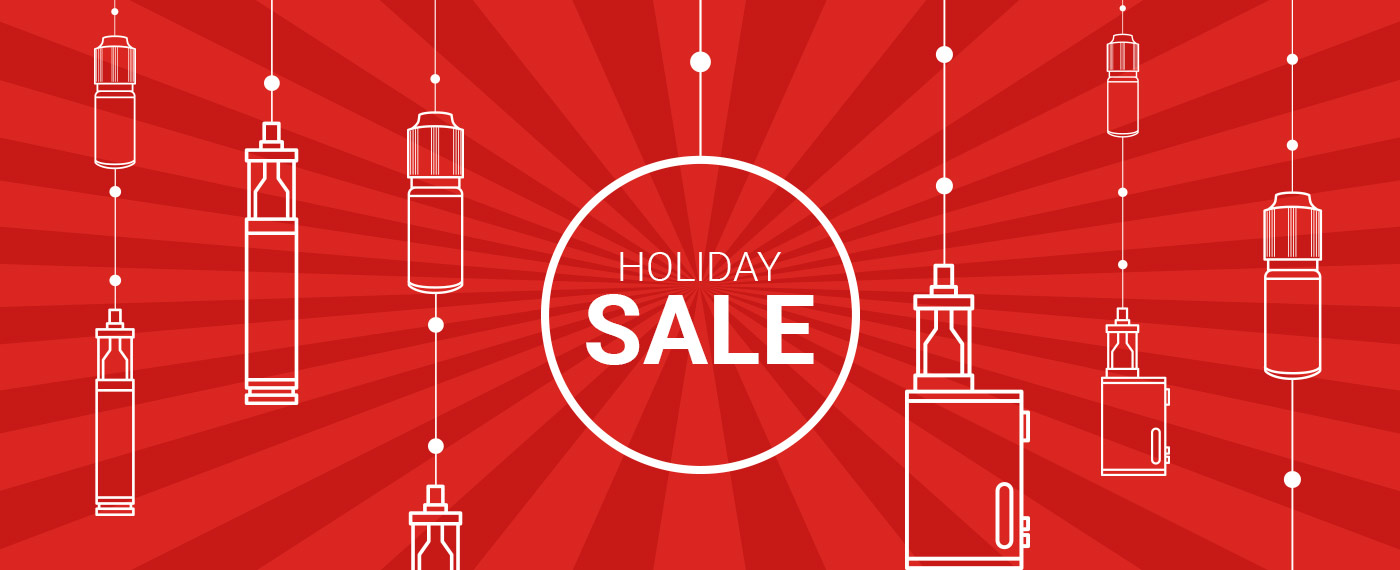 Boxing Day Sales 2018 at Vapestore UK - Up to 50% off - You won't want to miss this great offer!
