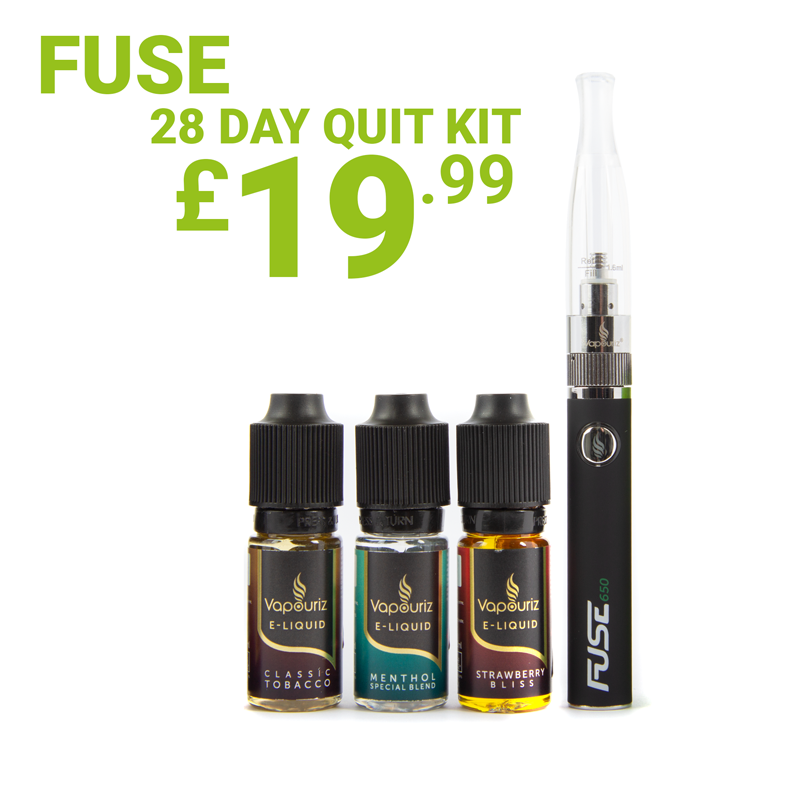 Switch to vaping quit kit