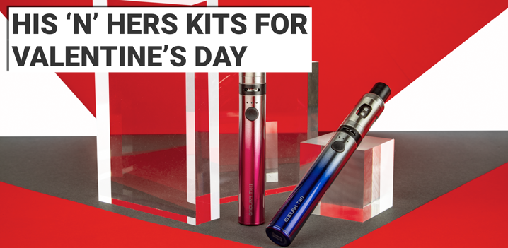 His 'N' Hers Kits For Valentines