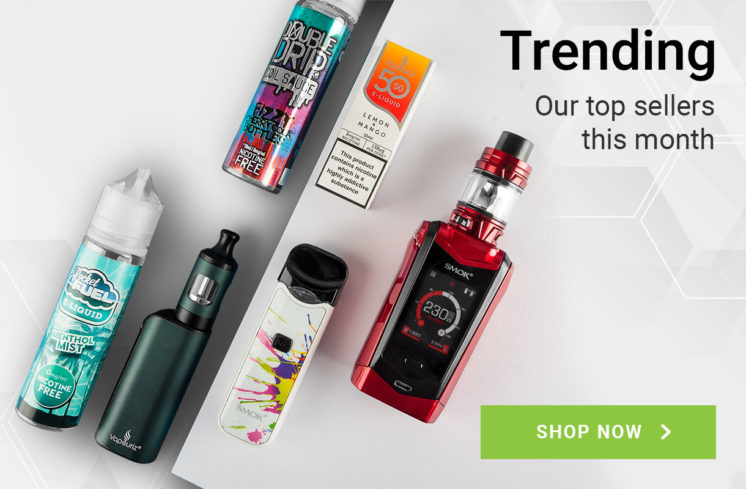 Trending. Our top sellers of the month