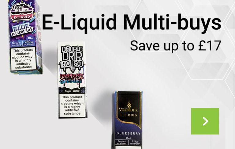 E-Liquid Multi-buys