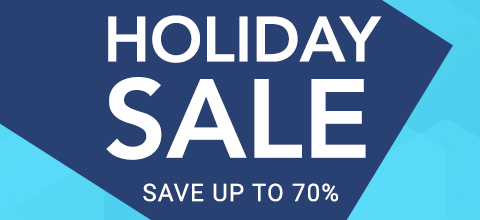 January Sale. Save up to 70%