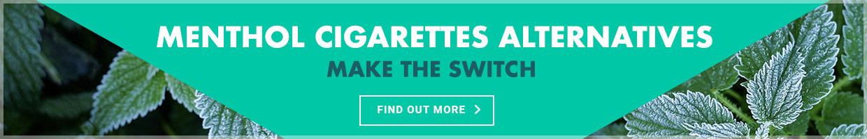 Menthol Cigarettes Alternatives