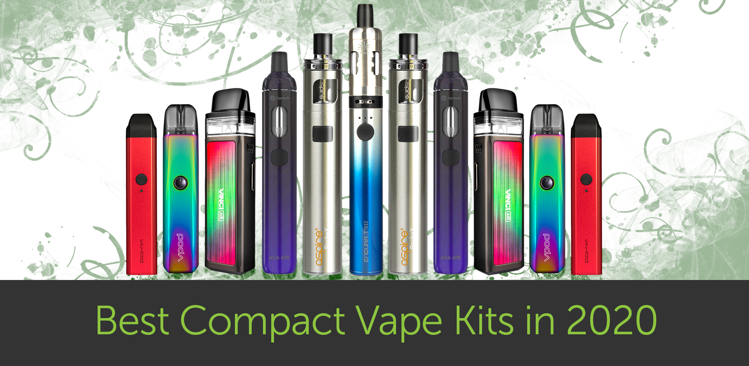 The Best Compact Vape Kits in 2020
