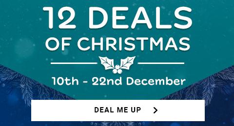12 Deals of Christmas 10-22 December