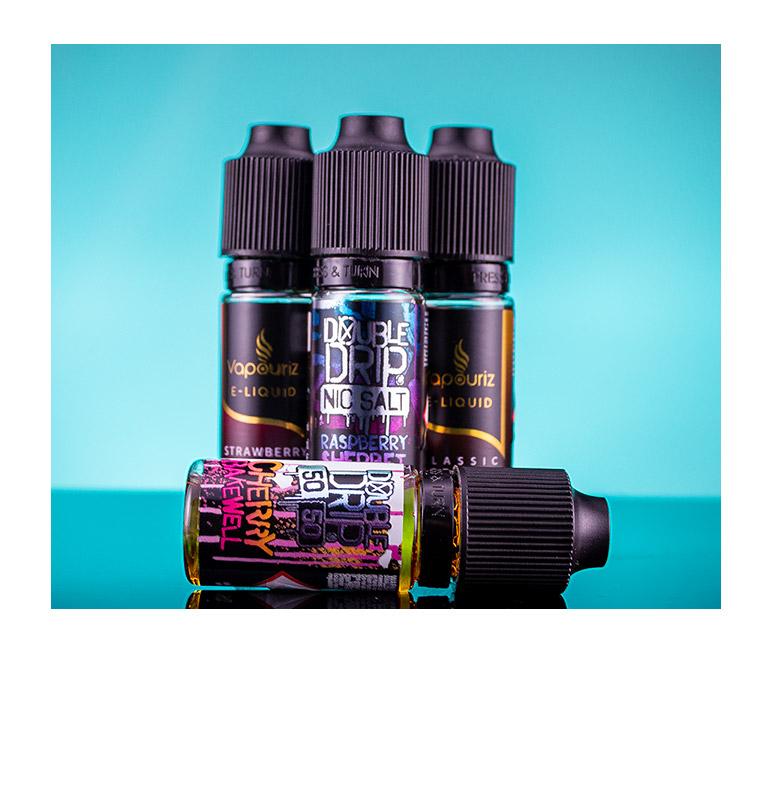 10ml E-Liquids - 4for £10