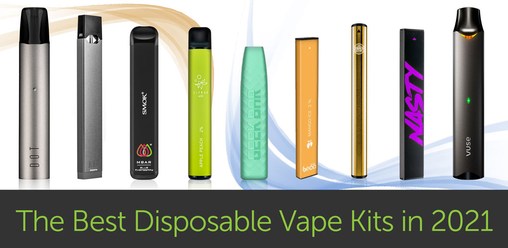 The Best Disposable Vape Kits in 2021