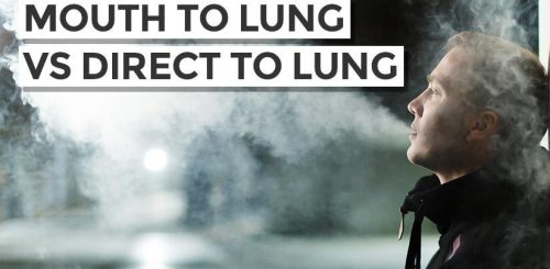 Mouth to lung vs direct-to-lung (DL) vaping - VapeStore
