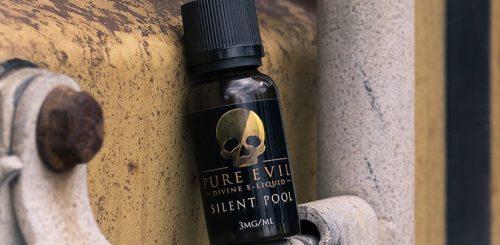 New Pure Evil Silent Pool E-liquid