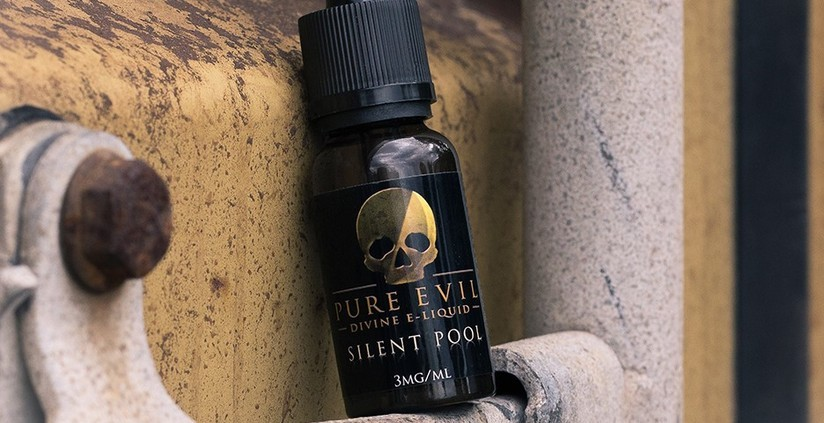 New Pure Evil Silent Pool E-liquid