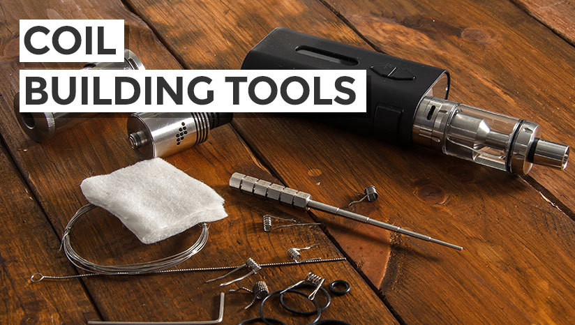 Coil building tools