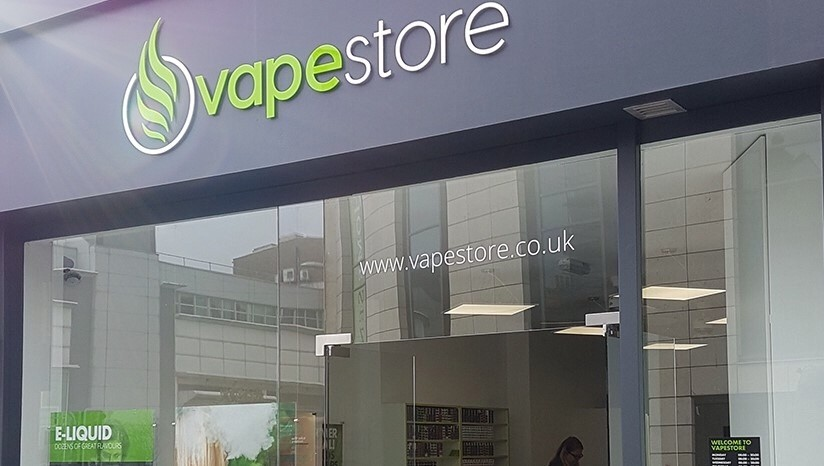 Brighton Vapestore Launch