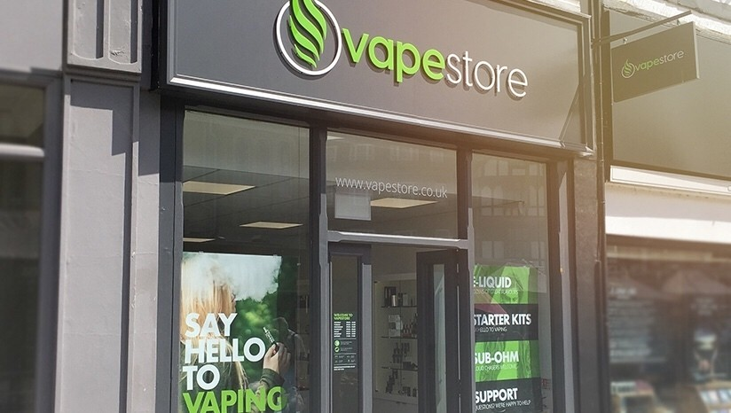 Kingston Vapestore Launch