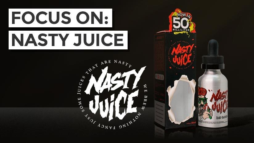 Focus On: Nasty Juice